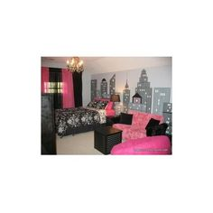 Dream House. ❤ liked on Polyvore