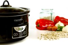 Tabla de tiempos y temperaturas para cocinar en crock pot o slow cooker