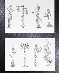 Фотография Drawing Projects, Metal Projects, Metal Crafts, Book Design, Design Art, Landscape Drawings, Iron Furniture, Iron Work, Art Challenge