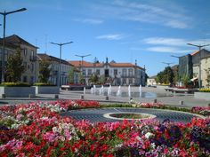 Vila Real, Portugal (this is where my mom is from).  My dad is from Fatima.