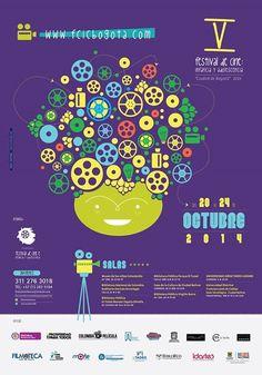 V Festival de Cine Infancia y Adolescencia ciudad de Bogotá. 2014.
