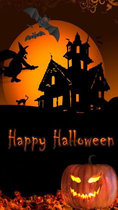 halloween boo happy halloween halloween wallpaper computer wallpaper phone wallpapers fall