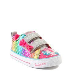 61219da35ae4d Skechers Twinkle Toes Mermaid Sneaker - Toddler