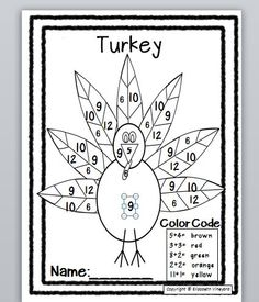 math worksheet : 1000 images about school on pinterest  poem math and five little : Thanksgiving Math Worksheets Free
