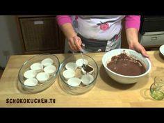 Schnelles Schokomuffin Rezept - die Alternative: leckerer, schneller Schokokuchen, gelingt immer!