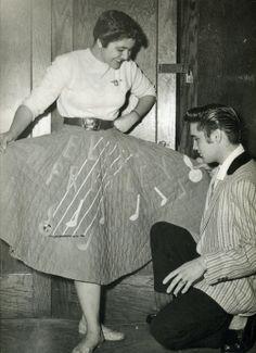 1950s Poodle Shirt