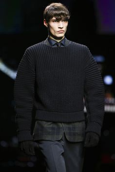 Ermenegildo Zegna: menswear fall/winter 2014-2015