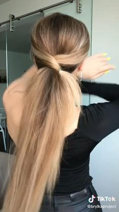 Hairdo For Long Hair, Bun Hairstyles For Long Hair, Work Hairstyles, Hairstyles Videos, Hairstyles For Going Out, Clubbing Hairstyles, Humidity Hairstyles, Hair Extension Hairstyles, Easy Pretty Hairstyles