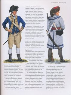 Américains guerre d'indépendance