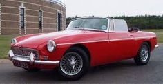 MG MGB Roadster 1970