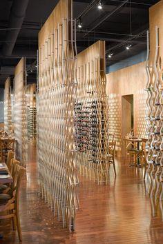 Circa Restaurant, Memphis designed by 3SIXØ Architecture