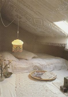 crochet cave