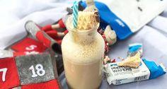 Frappucchino Caramel, viele Kaffeeketten bieten das leckere und süße Getränk an. Gesunder Karamel Frappuchino mit Proteinen? Wir haben das Rezept für dich!