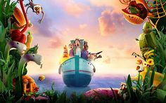 L'île des Miam-nimaux : Tempête de boulettes géantes 2; Critique DVD