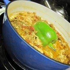 Get a Husband Brunswick Stew