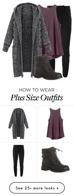 """Untitled #1543"" by emzyrox77 on Polyvore featuring Barbara Bui, RVCA and Avenue                                                                                                                                                                                 More"