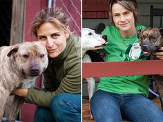 Protecting Pit Bulls: Learn about the passionate organization working to stop the violence against these gentle companions for good.