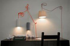 Lampada da parete CANDLE 2 - In-es.artdesign