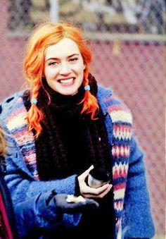 kate winslet ✤ eternal sunshine of the spotless mind (scène de film/ movie scene) actress