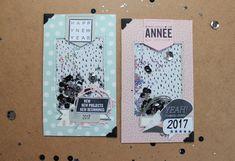 Vous vous souvenez des cartes de vœux que Marlène nous avait présentées l'année dernière ? Ou encore celles de Marie-Nicolas ? Les années passent mais ne se ressemblent pas… voici la ve…