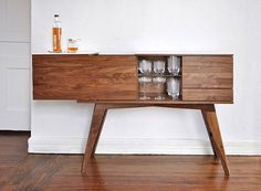 The Sidebar by urbancase — Credenzas/Sideboards -- Better Living Through Design