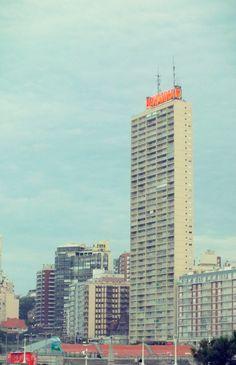 """Edificio Demetrio Elíades, """"Havanna"""", construido entre 1966 - 1969. #arquitectura #arq #architecture #mardelplata #mdq"""