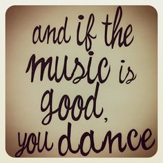 Add a little dance to your day! xx