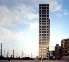 Harenberg Tower  |  Gerber |  Dortmund  | Germany