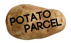 PotatoParcel.com - Send A Message to Anyone...On a Potato! – Potato Parcel