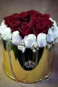 Beautiful Rose Flowers, Flowers Nature, Blue Roses, White Roses, Flower Boxes, My Flower, Rose Images, Luxury Flowers, Floral Arrangements