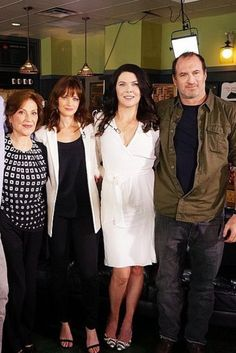 Can't believe I missed 'Gilmore Girls' Cast Reunion At ATX