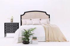 Regency sidetable Regency, Furniture, Bedrooms, Heaven, Home Decor, Night, Collection, Black, Nordic Bedroom
