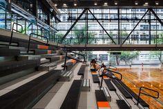 Galeria de Ginásio de Esportes do Colégio São Luís / Urdi Arquitetura - 29