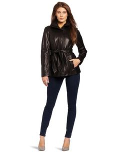 Cole Haan Women's Smooth Classic Leather Jacket, Black, Small Cole Haan,http://www.amazon.com/dp/B007W8ICFI/ref=cm_sw_r_pi_dp_dSpUsb0Y4H6QB6MJ