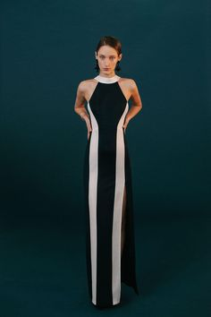 Hego Women s Black Sleeveless Bandage Split Gown Club Night Out for Special  Occasion H5544 Galvan 8ac8f5ae6004