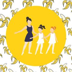 The low down on why we love bananas. White Blood Cells, After Workout, Lower Blood Pressure, Dance Class, Bananas, Posts, Studio, Blog, Messages