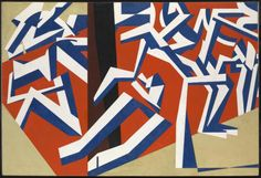 Repositioning Vorticists. Series of conference videos.  David Bomberg, 'The Mud Bath' 1914