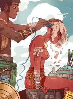 Haircut/ Sam Bosma