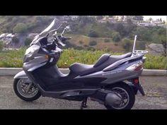 ▶ 2007 Suzuki Burgman 400 Review - YouTube