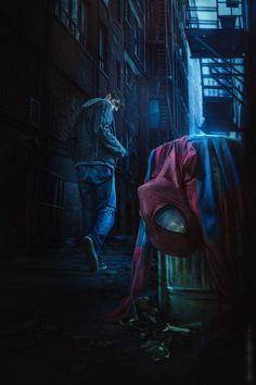 Comics Station — spiderman no more. Marvel Vs, Marvel Comics, Marvel Heroes, Storm Marvel, Arte Kombat Mortal, Spiderman Kunst, Spiderman Marvel, Univers Marvel, Marvel Wallpaper