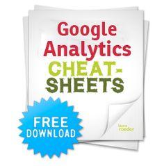 The Ultimate Google Analytics Cheat Sheet