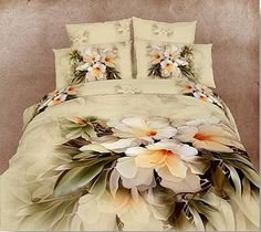 Bed Linen Manufacturers In India Bed Comforter Sets, Matching Bedding And Curtains, Duvet Bedding Sets, Cheap Bedding Sets, Floral Bedding, Queen Size Bedding, Bed Sets, Bed Sheet Painting Design, 3d Painting