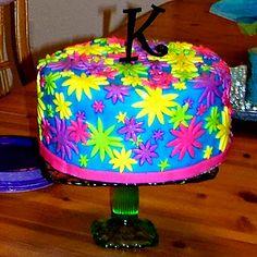easy fondant cake