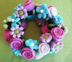 A Spring bracelet, via Flickr.