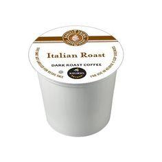 Barista Prima Coffeehouse Dark Roast Extra Bold K-Cup for Keurig Brewers, Italian Roast Coffee, 192 Count
