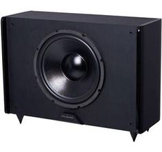 Wharfedale Achromatic WASW12 Gloss Black 12-inch 150-watt Powered Subwoofer by Wharfedale. $649.00. The role of a high performance loudspeaker system is to faithfully reproduce the audio signal, from deep, sub-bass frequencies right though to inaudible high-frequencies, the sound needs to be smooth and unbroken - without colouration. The Achromatic system is designed as such and therefore just as refined and well poised with music as it is with fast, dynamic movie soundtr...