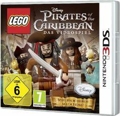 LEGO Pirates of the Caribbean: Nintendo 3ds: Amazon.de: Games (Gerne eine gebrauchte Version, da der Preis Unterschied zu einer neuen Version erheblich ist)