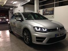 #Volkswagen Golf 7 R -3
