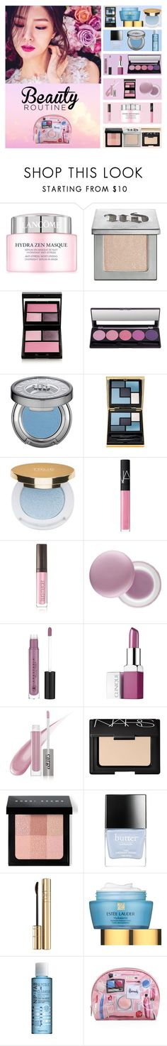 What's Your Morning Beauty Routine? by southindianmakeup1990 on Polyvore featuring beauty, Urban Decay, Bobbi Brown Cosmetics, Isaac Mizrahi, Yves Saint Laurent, Surratt, NARS Cosmetics, CARGO, Clinique and Laura Mercier