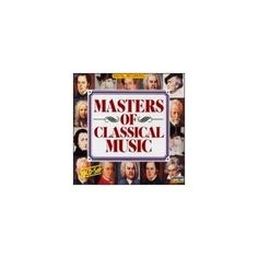 Masters of Classical Music (Box Set) [Box Set]  Wolfgang Amadeus Mozart (Performer), Antonio Vivaldi (Performer), Fryderyk Chopin (Performer), Johann Sebastian Bach (Orchestra), Ludwig van Beethoven (Orchestra), Johann II Strauss (Orchestra), Richard Wagner (Orchestra), Pyotr Il'yich Tchaikovsky (Orchestra), Franz Schubert (Orchestra), Giuseppe Verdi (Orchestra) | Format: Audio CD